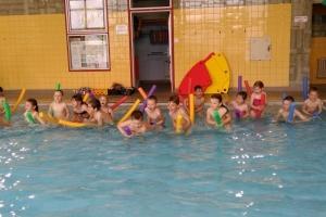 Plavecký výcvik 2017