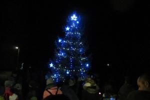 Rozsvícení stromečku