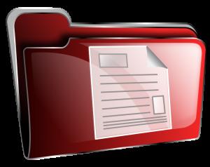 dokumenty zápis